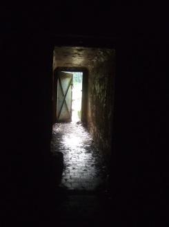Bunker exit